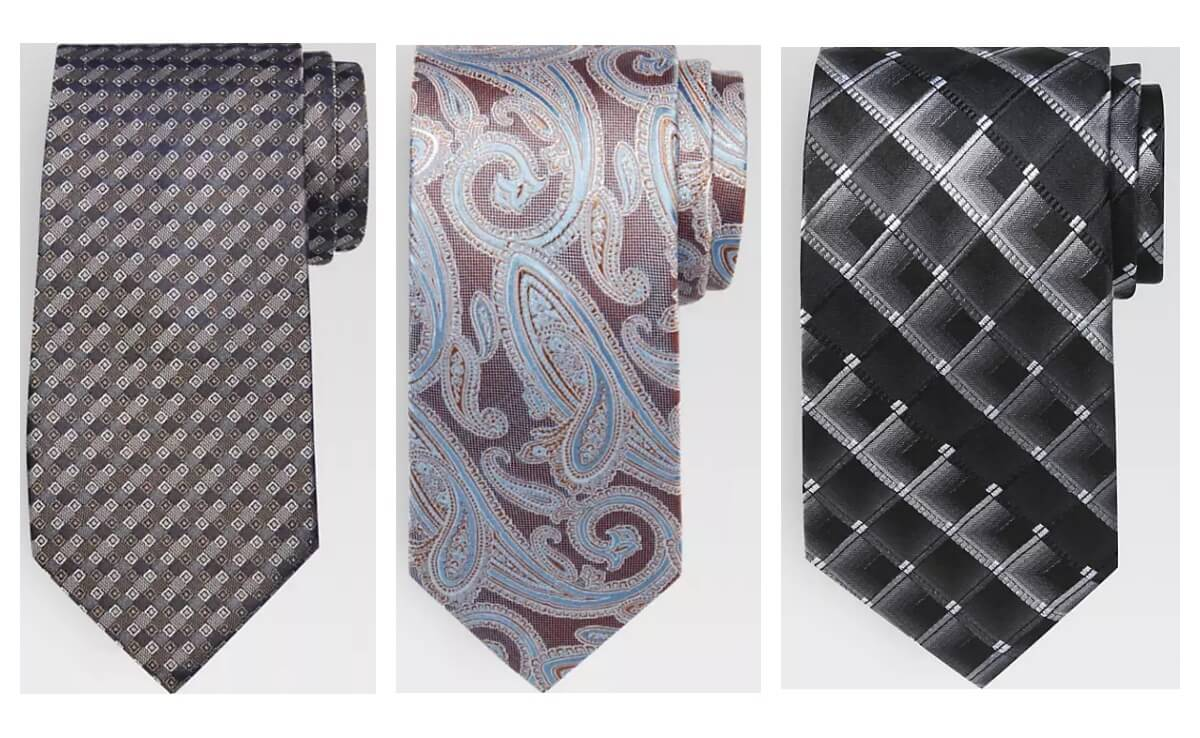 picture regarding Mens Wearhouse Coupon Printable named Mens Wearhouse: $9.99 Ties (Reg. up towards $79.50) Dwelling Prosperous