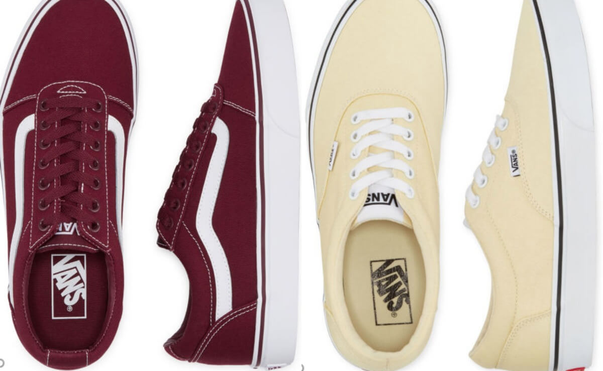 Vans Skate Shoes at JCPenney