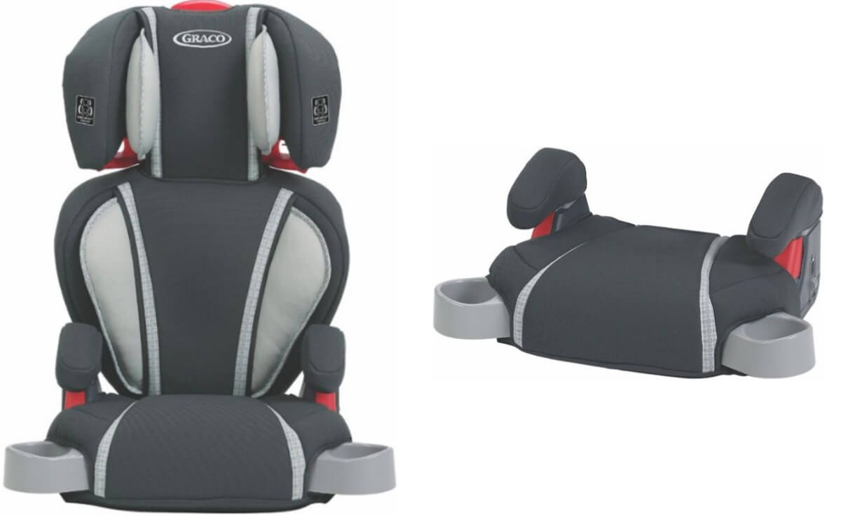 Brand New Free Shipping! Graco Highback TurboBooster Car Seat