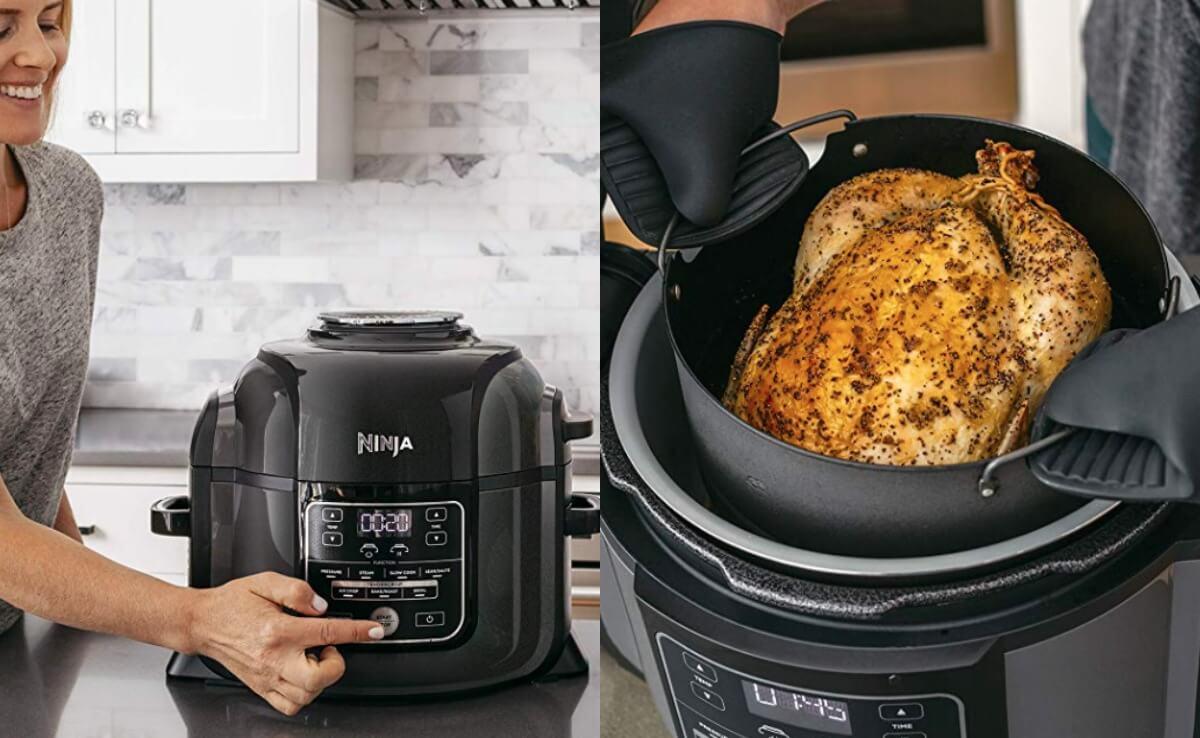 Best Price 40 Off Ninja Foodi Pressure Cooker Steamer Air