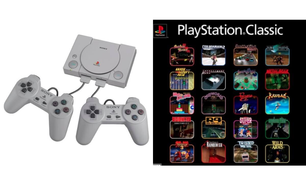 Sony - PlayStation Classic Console $19 99 (Reg  $59 99