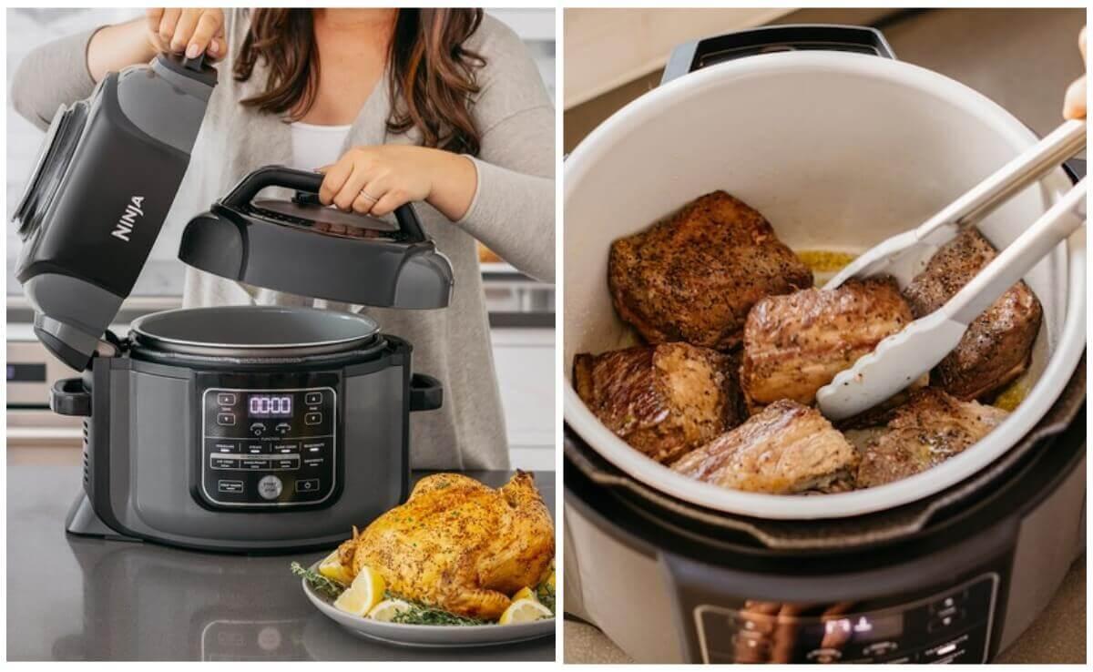 Costco Members 50 Off Ninja Foodi Pressure Cooker With