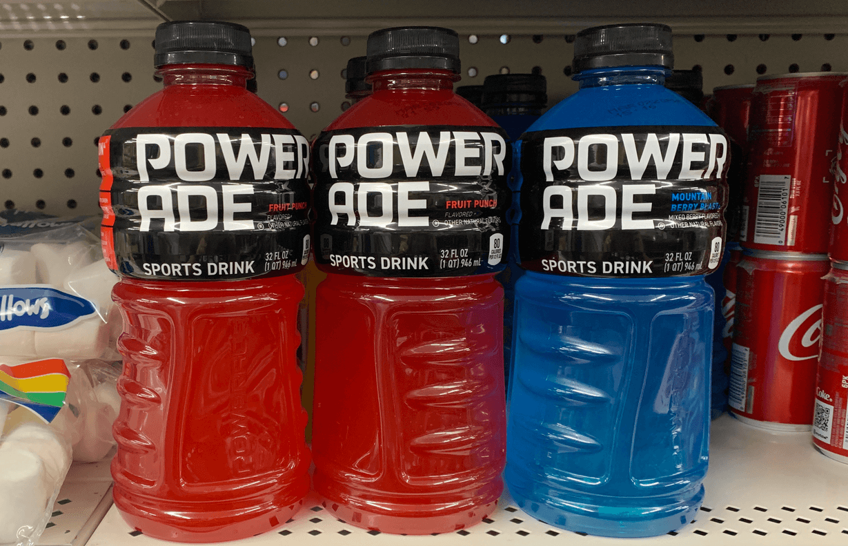 photo about Printable Powerade Coupons named Powerade Sports activities Consume Simply just $0.67 at Greenback Total! No