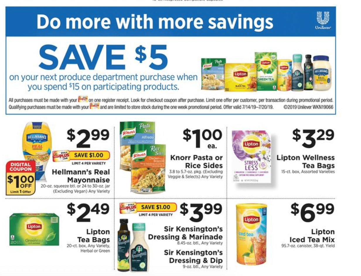 photo relating to Unilever Printable Coupons identified as Demonstrated! ShopRite Unilever Catalina! Hellmanns Mayo