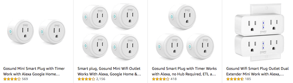 Up to 32% Off Gosund Smart Wall PlugsLiving Rich With Coupons®