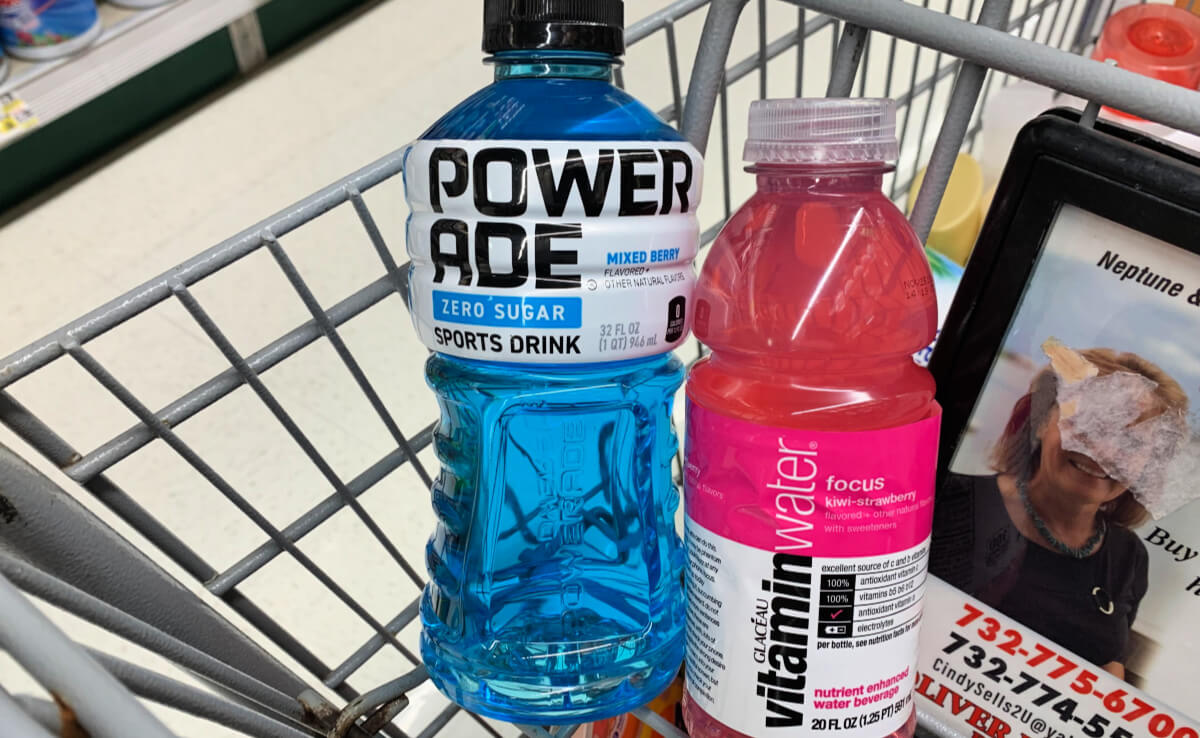 photograph regarding Printable Powerade Coupons named Powerade Vitamin Drinking water Singles Precisely $0.75 at Ceremony Assistance! No