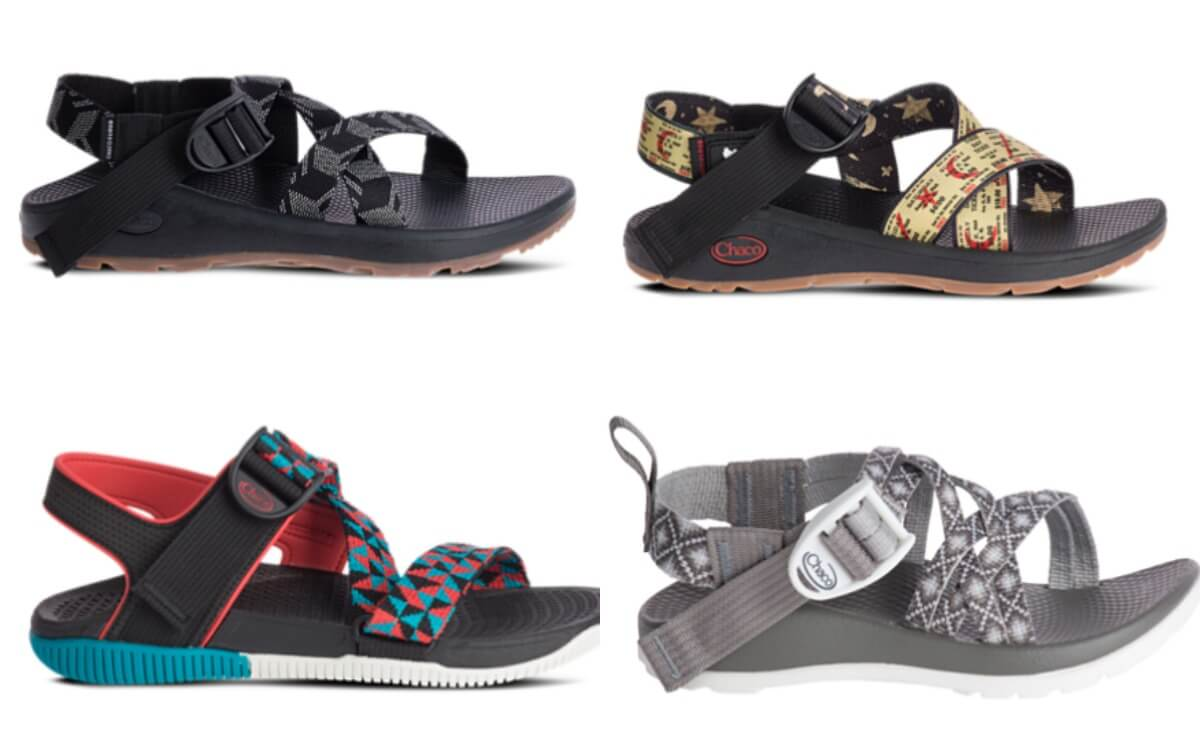 Extra 25% Off Chaco Sandals - Prices