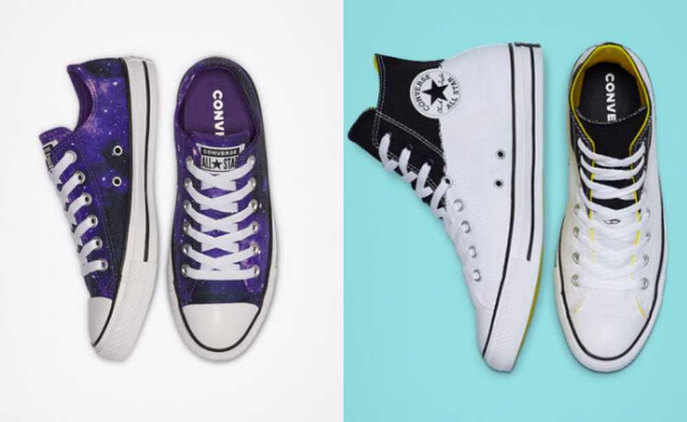 photo regarding Converse Printable Coupons titled Chat Footwear $25 (Decide on Models) Residing Prosperous With Coupons®