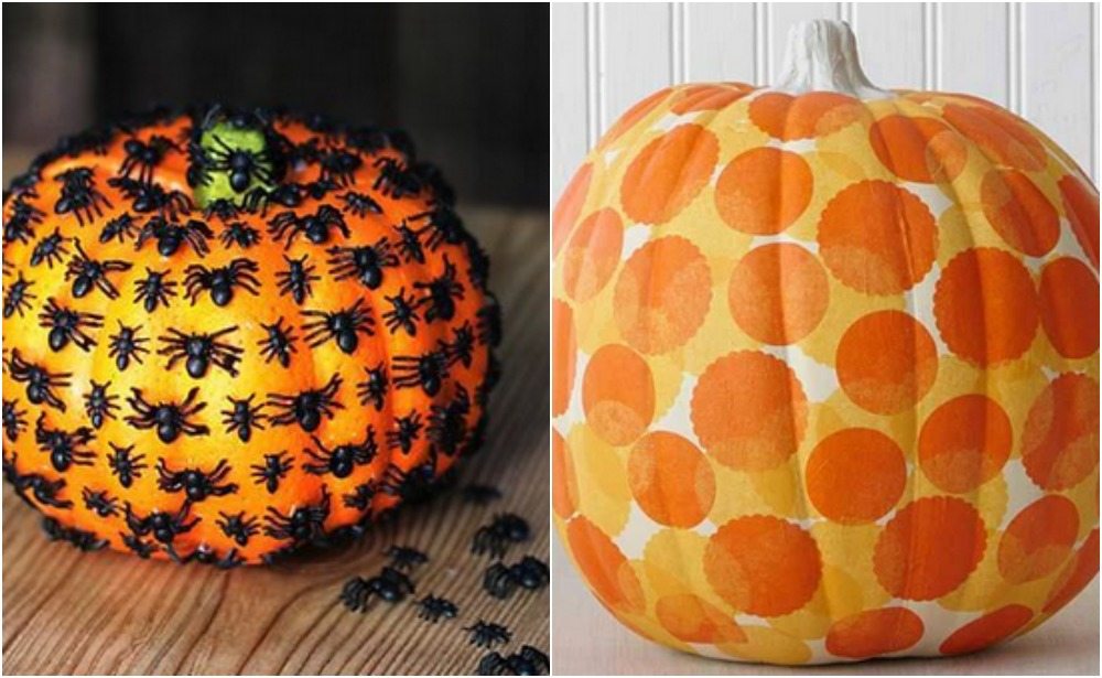 10 Unique Pumpkin Decorating Ideas Living Rich With Coupons