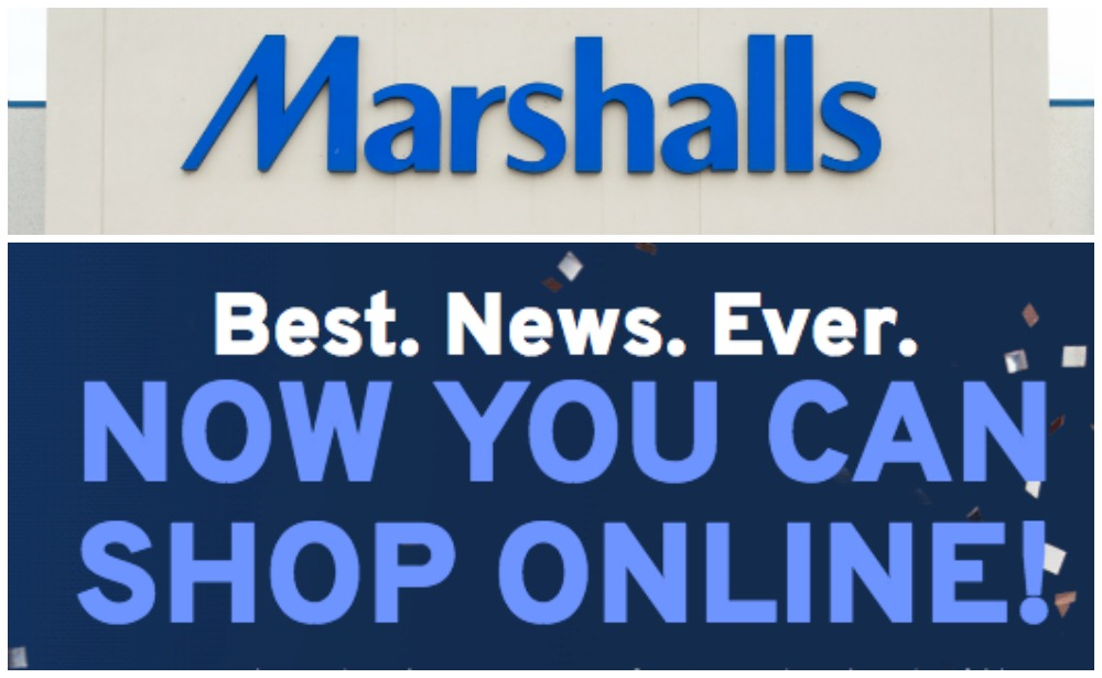 picture relating to Marshalls Printable Coupon named Yourself Can Store On the internet at Marshalls Starting off Presently!Residing Prosperous