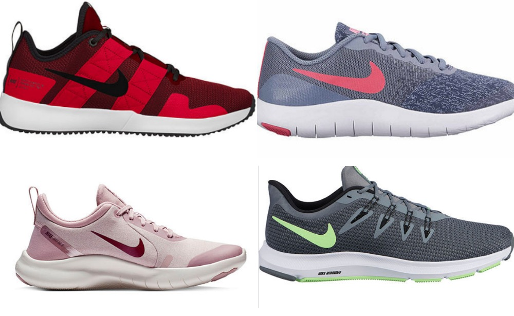 jcpenney nike sneakers