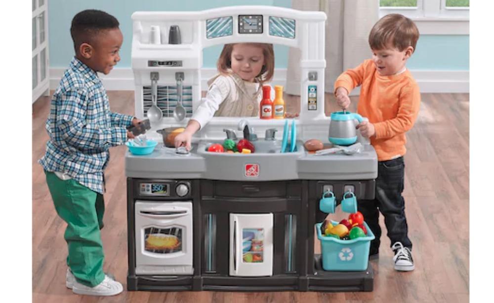 Step2 Modern Cook Play Kitchen Set $49.99 (Reg. $79.99) + ...