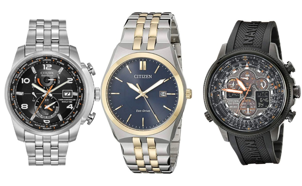 68 Off Select Citizen Watches