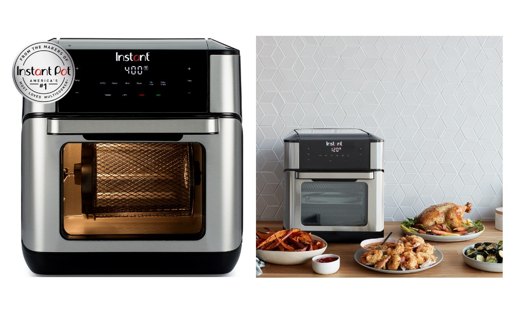Instant Vortex Plus 7 In 1 Air Fryer Oven 10 Quart 69 99 Reg