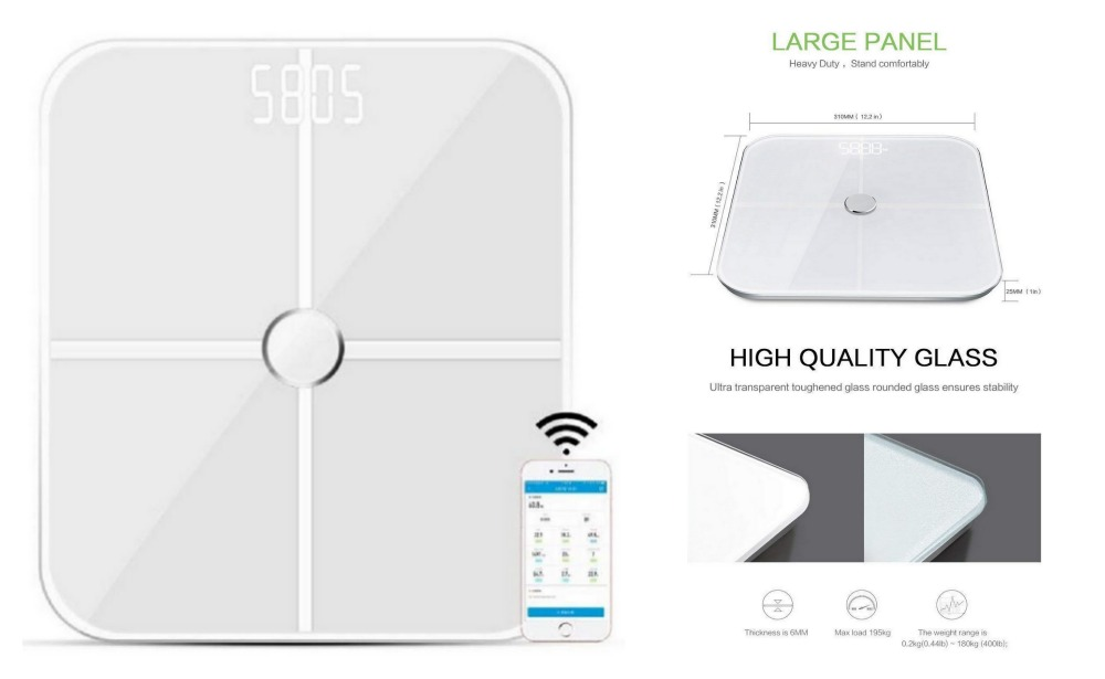 55 Off Powmax Bluetooth Bmi Smart Weight Bathroom Scale Amazon Living Rich With Coupons 30 tablets in blister pack carton : 55 off powmax bluetooth bmi smart weight bathroom scale amazon living rich with coupons