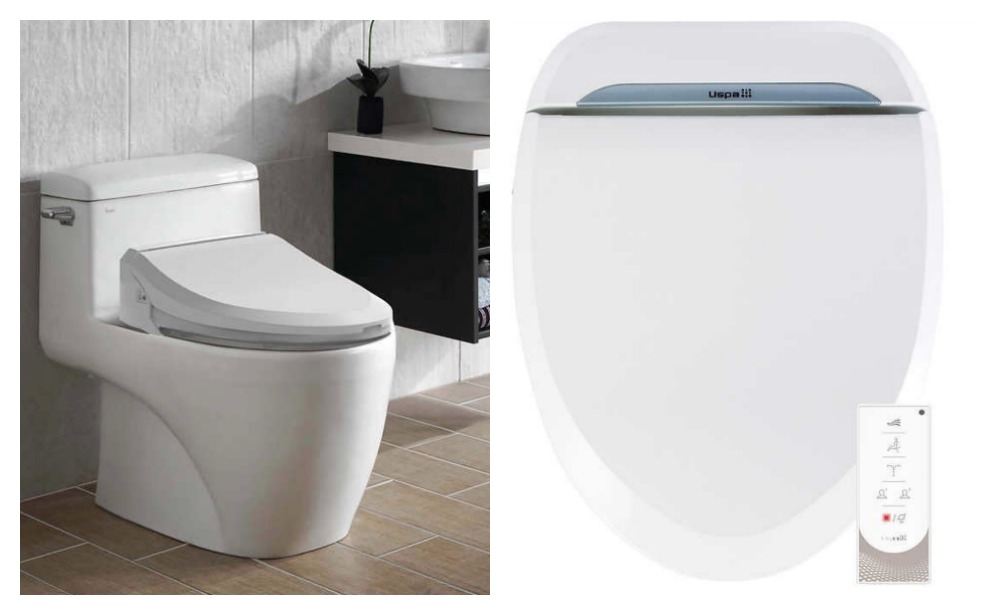 Bio Bidet Uspa 6800 Luxury Bidet Seat Just 179 99 Free Shipping At Costco Living Rich With Coupons