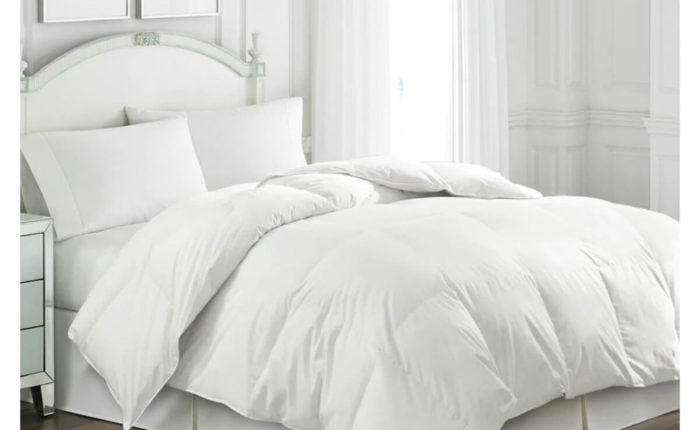 Hotel Suite White Goose Feather Down Comforter Starting At 38 70 Reg 130 Free Shipping Kohl S Cardholders Living Rich With Coupons
