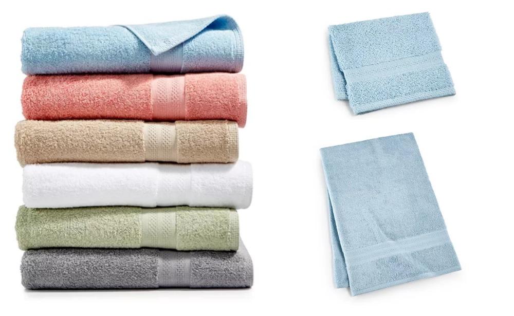 Macy's: Cotton Bath Towels $2.99