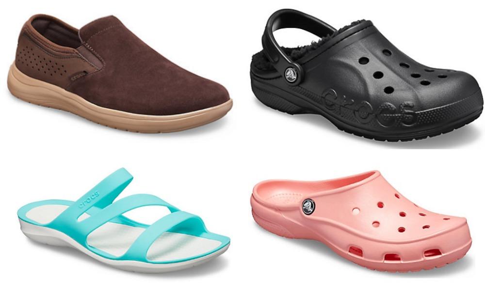 Crocs: Sale Prices Starting at $9.99