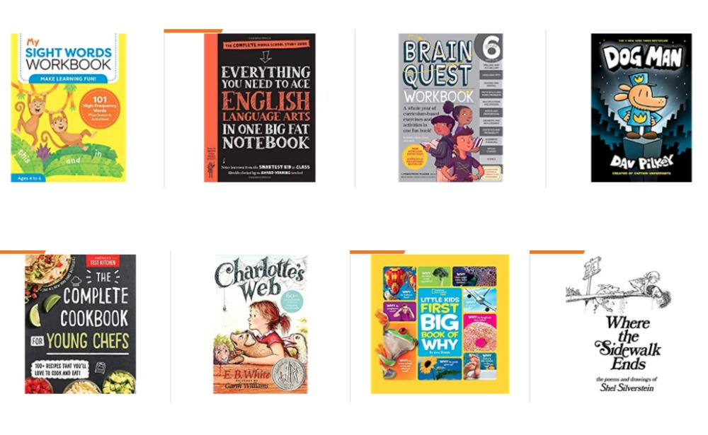 Buy 2 Get 1 Free Kid S Books At Amazon Great Deals On Workbooks Living Rich With Coupons