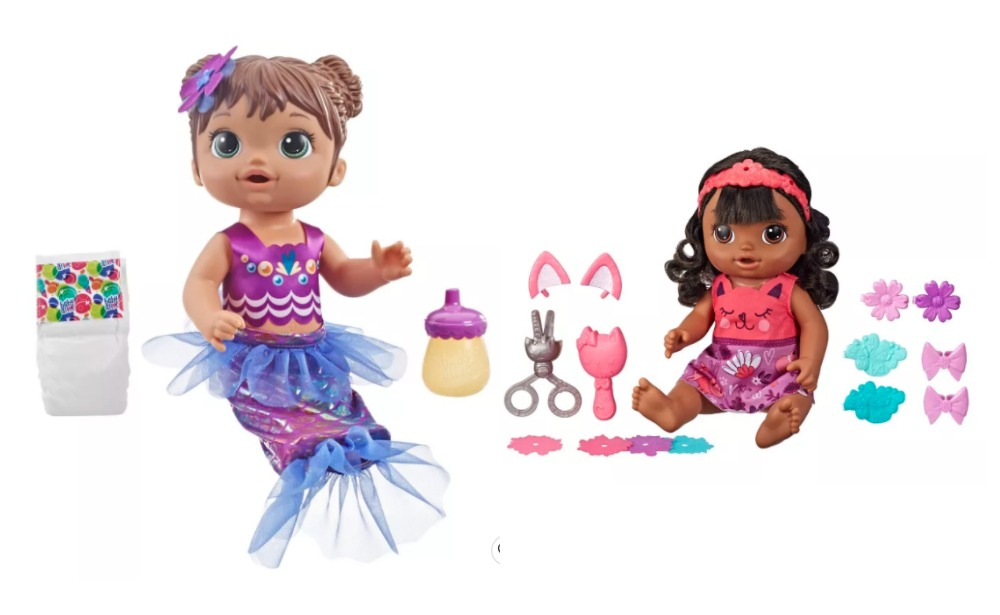 Today Only 25 Baby Alive Dolls And Accessories At Target 10 Off 50 Toys Living Rich With Coupons