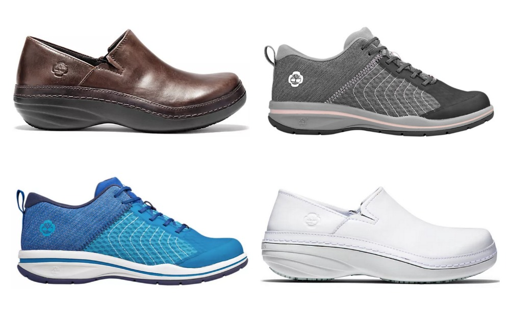 40% off nursing shoes at Timberland – Women's Timberland PRO® Healthcare  Sport Work Shoes $60.00 Shipped (Reg.$100)   Living Rich With Coupons®