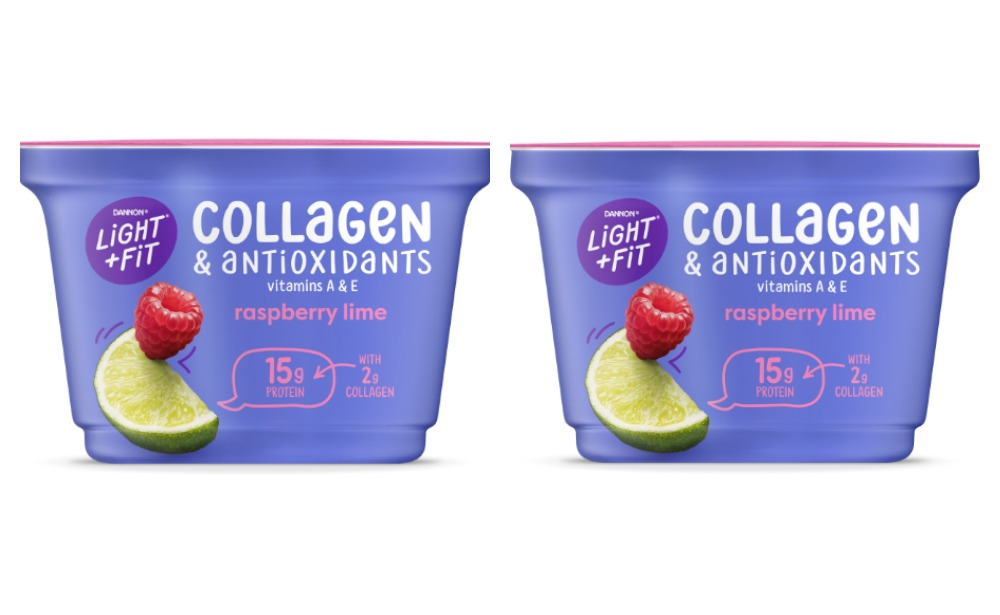 New Product Coupon Save 0 75 On Light Fit Collagen Antioxidants Yogurt Cups Living Rich With Coupons