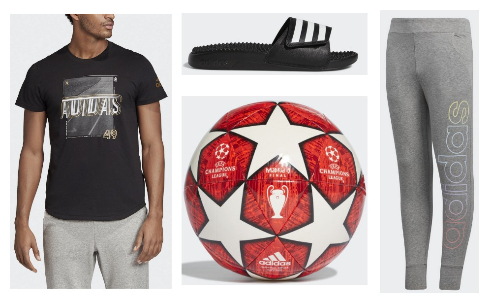 Soccer Balls, Clothing, Sneakers
