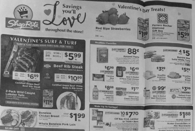 Shoprite Preview Ad For The Week Of 2 7 21 Living Rich With Coupons