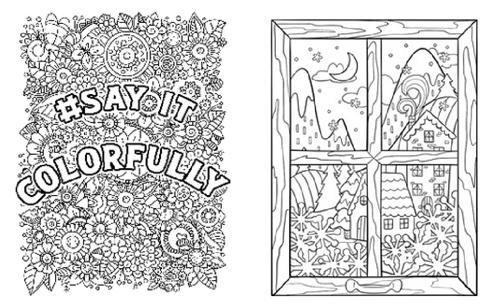 Over 100 FREE Crayola Coloring Pages Print At Home! Living Rich With  Coupons®