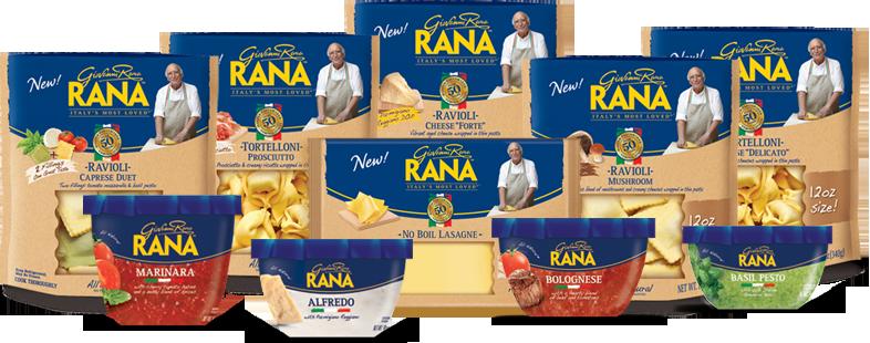 Rana pasta