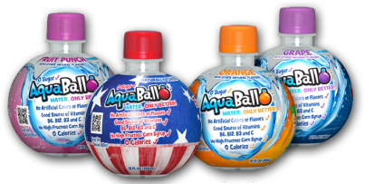 aquaball water coupons