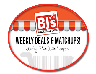BJ's Front of Store Flyer