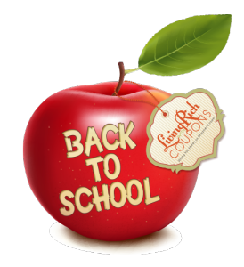Back to School Deals 8/31