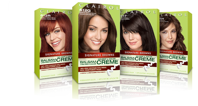 Clairol Hair Color Coupon - $0.50 off Clairol Hair ColorLiving ...