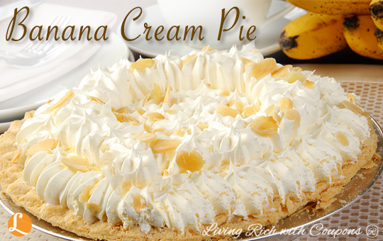 banana cream pie recipes