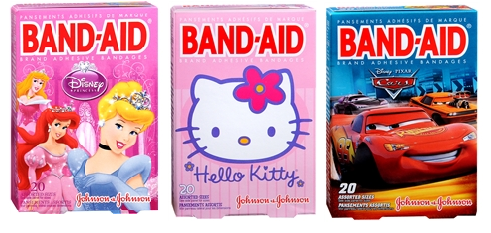 Band aid bandages coupons