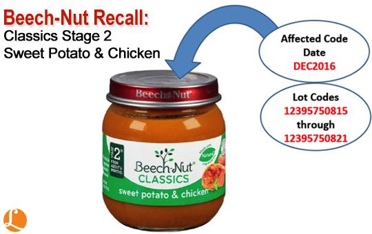 Beech-Nut Recall  4-15-15