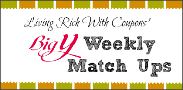 Big Y Coupon Match Ups 4/3