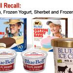 Blue Bell Recall  4-21-15