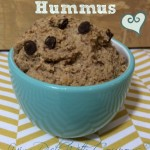 Cookie Dough Hummus
