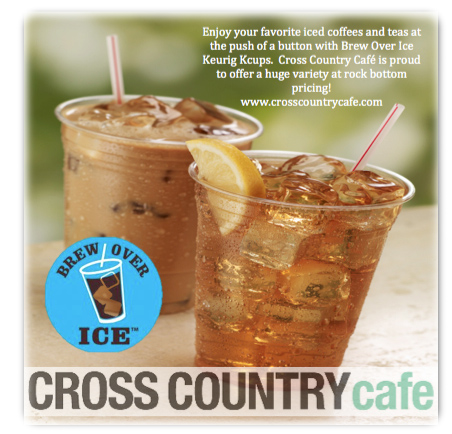 Cross Country Cafe Giveaway