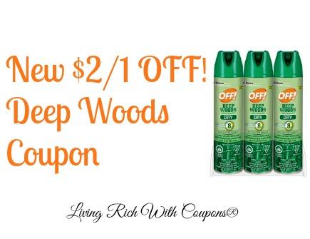 Woods of terror discount coupons