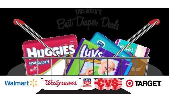 Diaper Deals - 1/4
