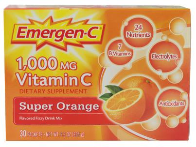 photograph about Emergen C Coupon Printable named Emergen-C Coupon - $1.50 off Emergen-C Vitamin Nutritional supplement