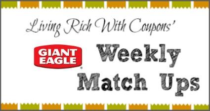 Giant Eagle Match Ups - 5/1