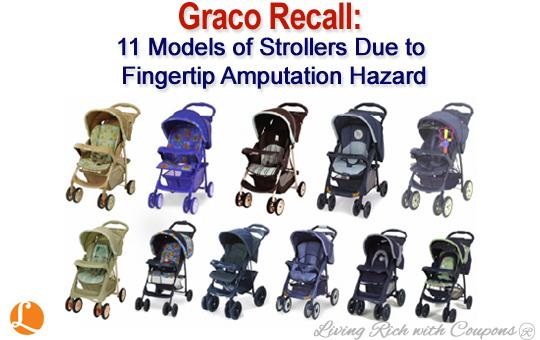 Graco 2014 Stroller Recall 11-20-14