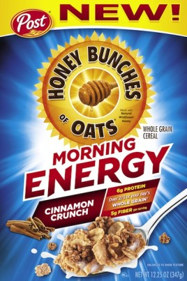 Post Honey Bunches of Oats Coupon