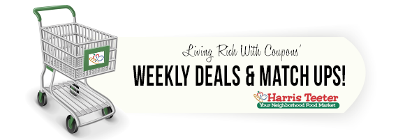 Harris Teeter Coupon Match Ups - 9/11/13