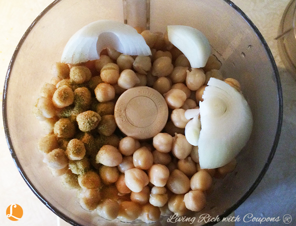 Homemade Hummus - Chick Peas